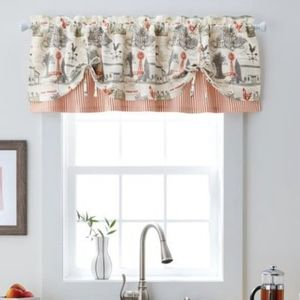 Better Homes Farm house curtain valance